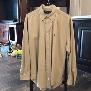 Ralph Lauren Cotton Button Down - Size L